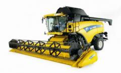 Комбайны сельскохозяйственные Модель CX8080