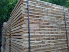 We buy. A pallet board from coniferous breeds of a