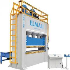 Гидравлический шаблонный пресс Elmali