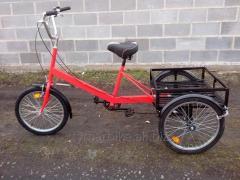 Велосипед грузовой трёхколёсный для взрослых