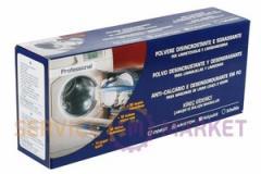 Порошок 3 в 1 для чистки накипи для стиральных и посудомоечных машин Indesit C00082056 , артикул 18462