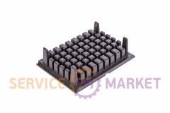 Нижняя часть толкателя для очистки сетки блендера Philips 420303600321 , артикул 11214