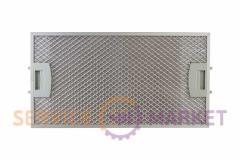 Фильтр жировой (под защелки) задний для вытяжки Bosch 434107 , артикул 18061