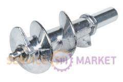 Шнек (без уплотнительного кольца) для мясорубки Aurora , артикул 20903