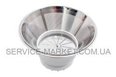 Нож - сито для насадки соковыжималки кухонного комбайна Philips 420306565660 , артикул 11654