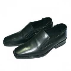 Туфли форменные общевойсковые МО (с квадратным носом)