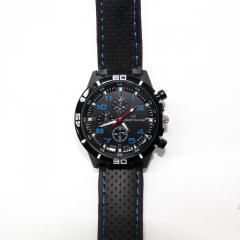 Men's watch wrist Sanda GT blue TGTW-02-blue