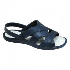 Slates men's Shark with a strap blue with gray