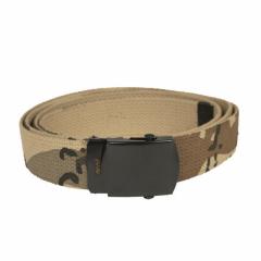 El cinturón el militar de pantalón 6-color desert