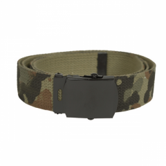 El cinturón el militar de pantalón flectarn
