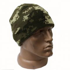 Cap knitted camouflage frontier guard 10002871