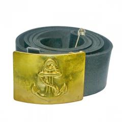 El cinturón de soldado (las naturalezas. La piel)