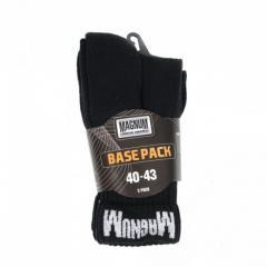 Носки Magnum Base Pack черные 3 пары