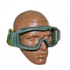 Tactical points mask gray 3 lenses 10002007