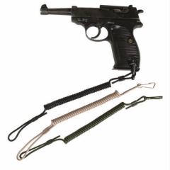 Trenchik for the Mil-Tec Professional gun black