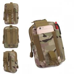 Bag for phone with MOLLE Multicam TGBP024-cp