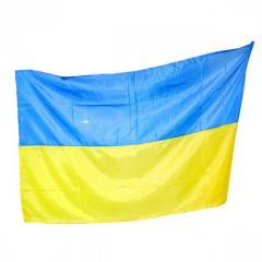Флаг Украины большой (85*135 см)