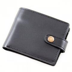 Purse leather (color black brown) 10002379