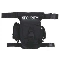 Bag on MFH hip black 30701A