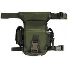 Bag on MFH hip an olive 30701B