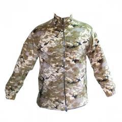 Fleece jacket new Ukrainian camouflage of mm-14