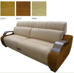Artificial leather for furniture
