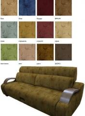Furniture fabrics Flock upholstery