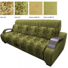 Ткани мебельные шениллы