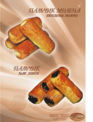"""Слоеное печенье """"Пальчики"""""""