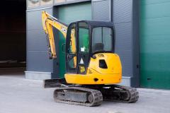 Diesel JCB 8030 ZTC mini-excavator