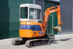Diesel Hitachi EX30u mini-excavator