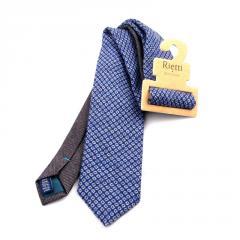 Галстук Rietti Jeans & silk  1260