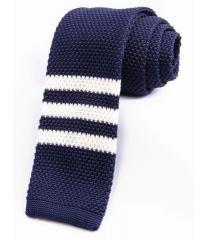 Трикотажный галстук 220