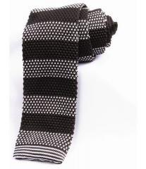 Трикотажный галстук 208