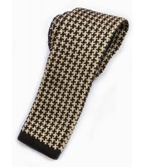 Трикотажный галстук 202