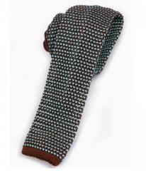 Трикотажный галстук 198