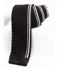 Трикотажный галстук 197