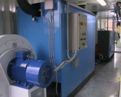 Generátory teplého vzduchu SIMUN pro rozmrazování