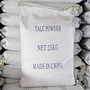 Talc pharmaceutical