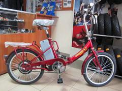Электровелосипед VOLTA 2010