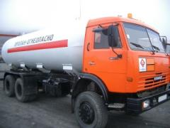 Production and sale of diesel fuel (diesel fuel)
