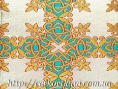 Fabric for Serbian Cross church