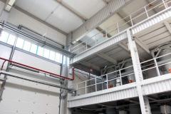 Завод по производству хлеба
