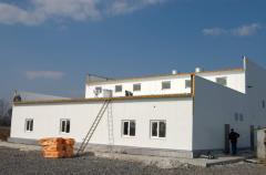 차량 생산용 건물 및 구조물