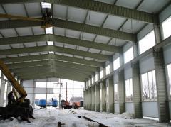Budynki i zabudowania przedsiębiorstw transportu