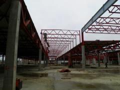 무역 건물 및 구조물