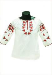 Female shirts-vyshivanki.