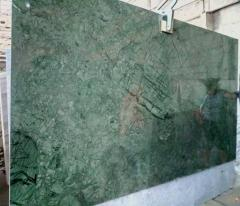 Padure verde marmura grosime 30 mm