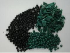 Полипропилен вторичный качественный, гранулы ПНД