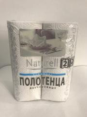 Бумажное полотенце: Naturell